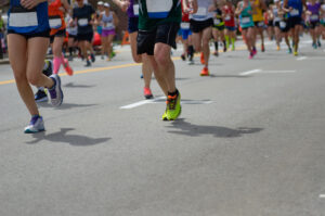 running race listings and entries
