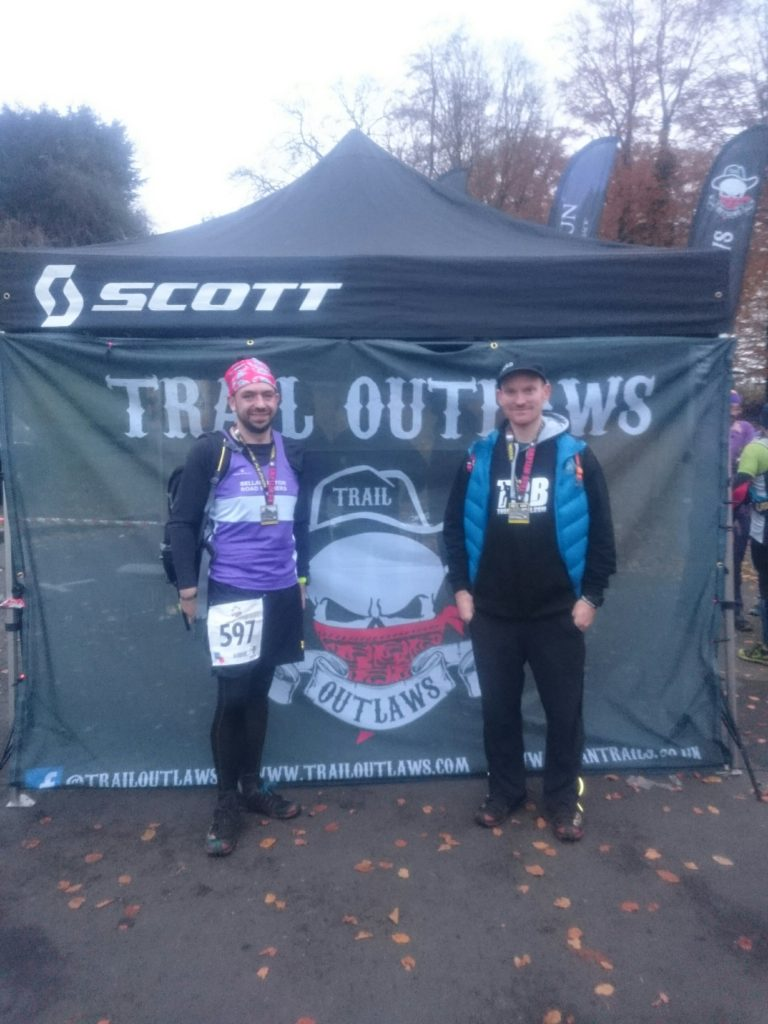 Wooler done and dusted for Garry and I