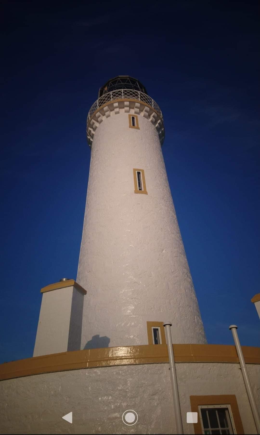 Trail Marathon lighthouse