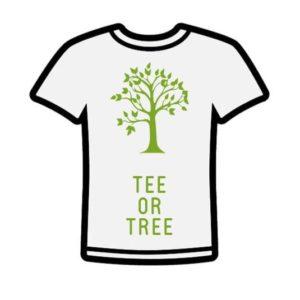 Tee or Trail tshirt